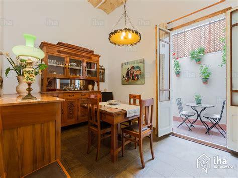 affitto appartamento barcellona affitti barcellona per vacanze con iha privati