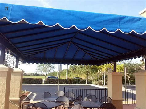 Aztec Awning by Aztec Awning Miami