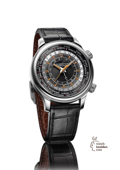 Chopard L U C chopard l u c gmt one and l u c time traveler one are you
