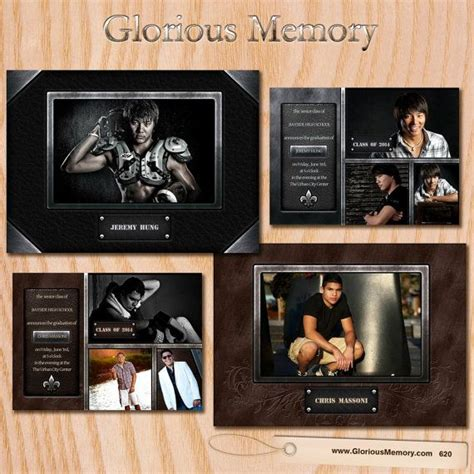 senior templates for photoshop 45 best images about graduation templates on pinterest