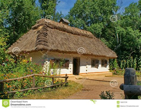 the village house old house in the village of ukraine royalty free stock photos image 19007378