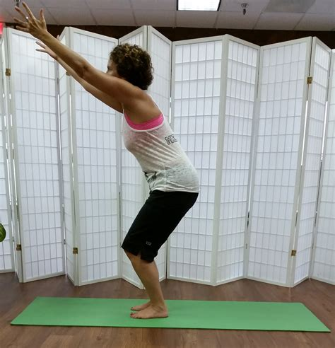 tennis chair posture fixing the foot flop namaste nancy