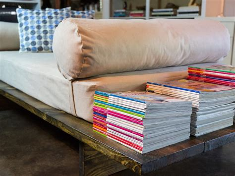 how to build a day bed how to build a modern daybed hgtv