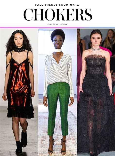 Fall Fashion Trends by The 12 Best Fall 2016 Trends From New York Fashion Week
