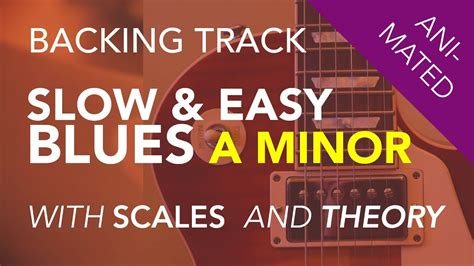 Minor Swing Backing Track by And Easy Blues Backing Track Plus In A Minor Swing
