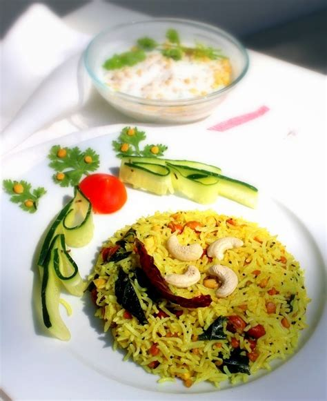 Lemon Rice Recipe South Indian Style | South Indian Lemon Rice Lemon Rice Recipe South Indian Style