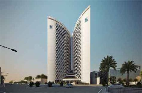 agb bank kuwait s ssh completes design of algeria gulf bank hq