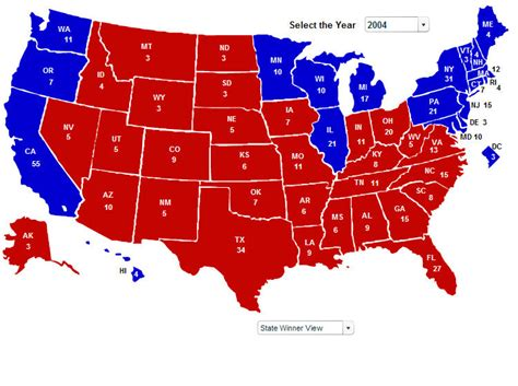map of the us electoral votes electoral vote maps from 270towin political maps