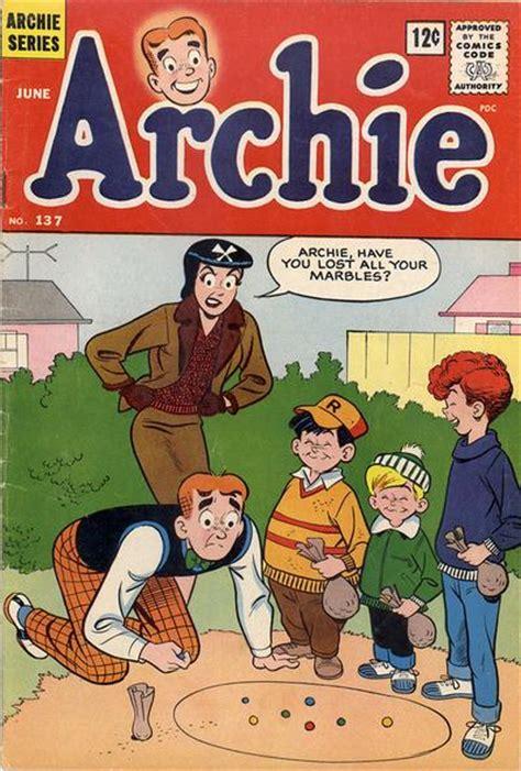 archie vol 1 archie vol 1 137 archie comics wiki fandom powered by