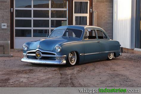 ford 1949 50 51 shoebox custom mild custom galerie