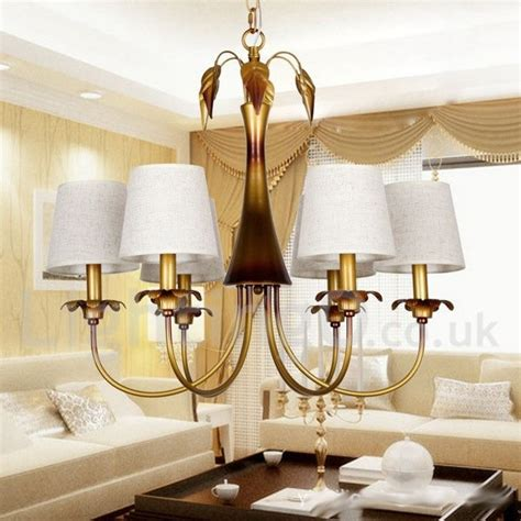 New Style Chandeliers 6 Light Modern Contemporary Rustic Living Room Bedroom