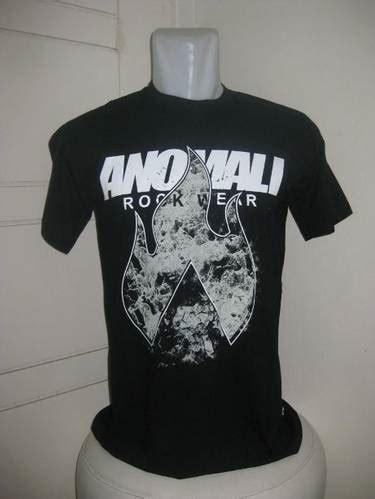 Tshirt Kaos Distro Anomali Promo dinomarket pasardino kaos distro promo anomali 004 black l