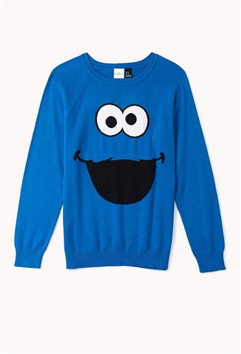 Cookie Sweater cookie sweater forever21 2040656341 clothes