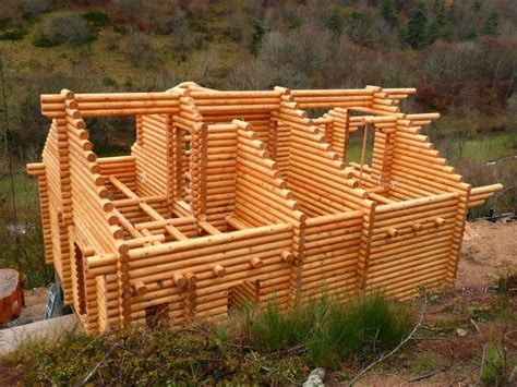 wood to build a house building eco wooden house round logs wooden houses