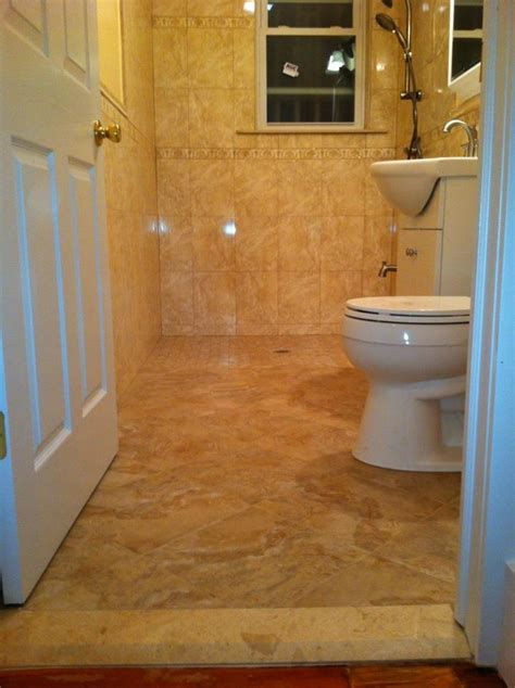 Ada Bathroom Design Ideas by 33 Best Images About Wheelchair Accessible Roll In Shower