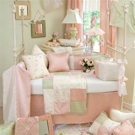 glenna jean crib bedding the glenna jean meadow 5 pc crib set