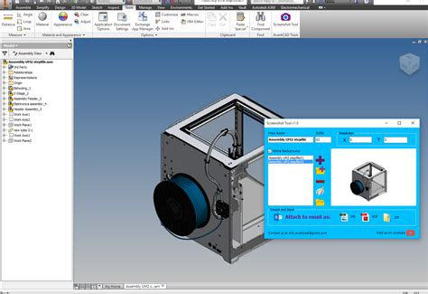 Auto Desk Inventor by Autodesk Inventor Screen Pictures To Pin On Pinsdaddy