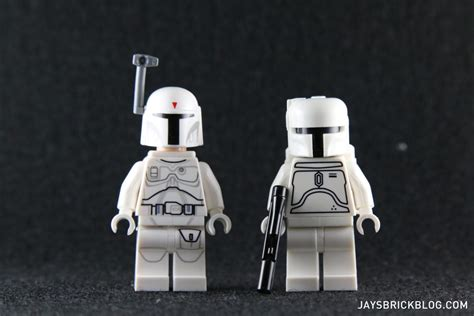 Brick Minifigure Jango Fett Classic Wars New Misp review lego wars encyclopedia updated expanded