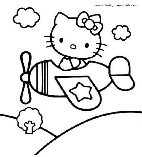 online coloring pages cartoon characters hello kitty color page coloring pages for kids cartoon