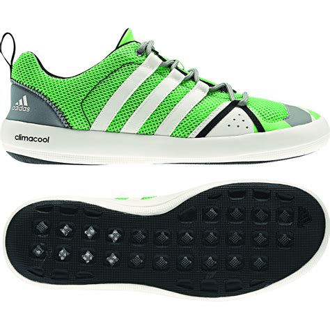 Adidas Bot High Class by Adidas Climacool Boat Lace Shoes G64560 Team One Newport