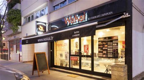 Wakai 38 B restaurant wakai 224 villeurbanne 69100 t 234 te d or menu