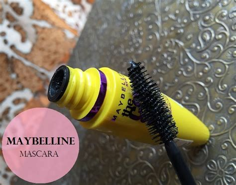 Maybelline Volum Express Washable Mascara Expert Review by Maybelline The Colossal Volum Express Washable Mascara
