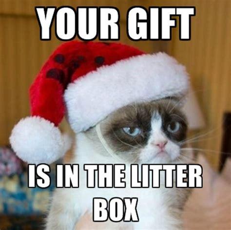 Xmas Memes - have a grumpy christmas