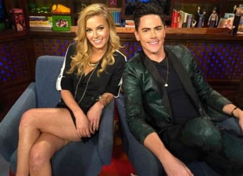 tom scandovals haircut tom sandoval ariana madix named sexiest couple of 2015