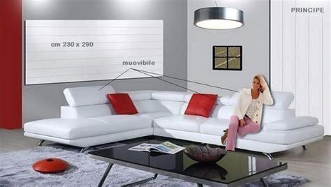 divani angolari in pelle prezzi divani in pelle design principe