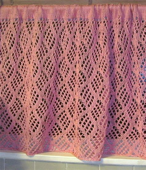 lace curtain patterns household knitting patterns in the loop knitting