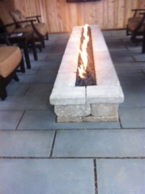 diy rectangle pit table 9 best images about pit on pits pebble and basins