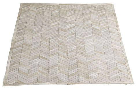 Chevron Cowhide Rug by Cowhide Rug Chevron New Eclectic Rugs Dallas