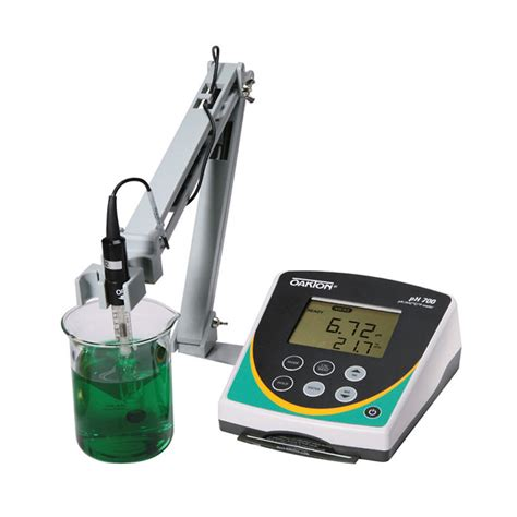 phs lab bench benchtop ph meter sepor