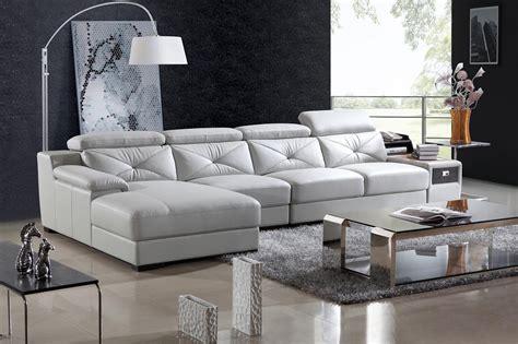 canape d angle cuir salon tema canape contemporain d