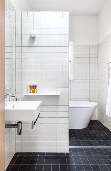 modern white tile bathroom 25 best ideas about simple bathroom on pinterest neutral small bathrooms simple