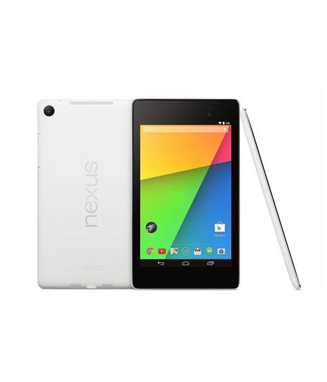 Asus Nexus 7 Jak Zresetowac by Asus Nexus 7 C 2013 Tablet 32 Gb 2g Wi Fi 3g Tablets At Low Prices