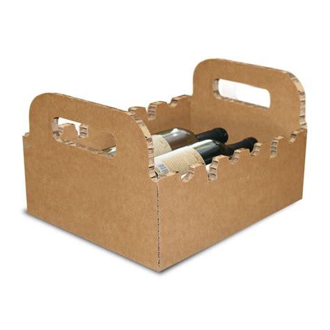 cassette di cartone cassetta in cartone eco food 3 avana