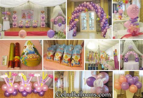 themes kiddie party disney princess cebu balloons and party supplies