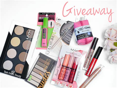 Makeup Giveaway - back to school makeup giveaway rain coates beauty