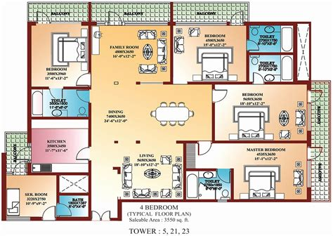 floor plan for four bedroom house 46 inspirational pics of four bedroom floor plans house