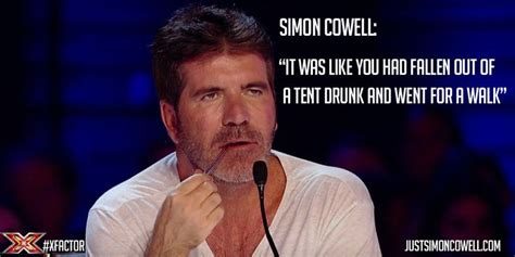 Simon Cowell Says No To And by Simon Cowell Quote To An X Factor Contestant Simon