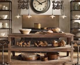 nice Rustic Country Kitchen Decor #1: Rustic-Industrial-Indeed-Decor-610x495.jpg