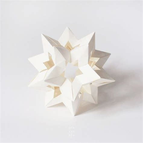 Paper Folding 3d - 3d paper ideas