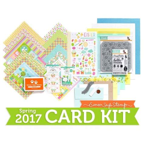 card monthly kits 81 best monthly card kits images on card kit