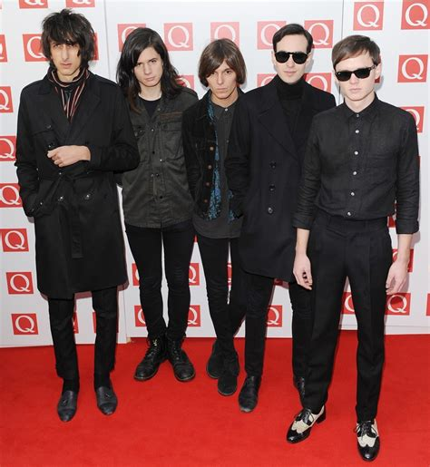 the horrors Picture 2 - The Q Awards 2011 - Arrivals Q 2011