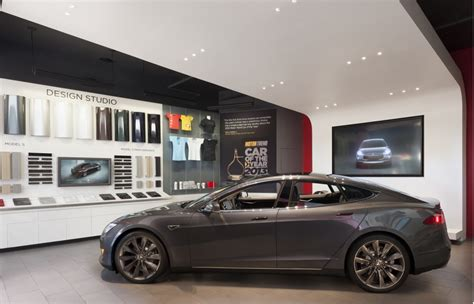 Tesla Motors Los Angeles Image Tesla Store Los Angeles Photo Misha Bruk Mbh