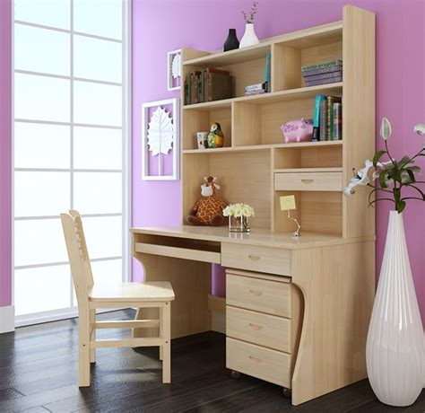 bookcases ideas desk bookcase combo simple design