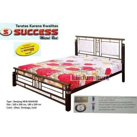 Jadetabek Set Florence Springbed Sleep Care Ukuran 120x200 ranjang besi new mahoni success agen termurah