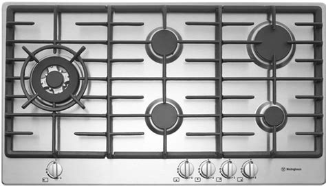 westinghouse 90cm gas cooktop best westinghouse ghr795s kitchen cooktop prices in