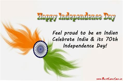 patriotic indian independence day quotes  images  country lovers